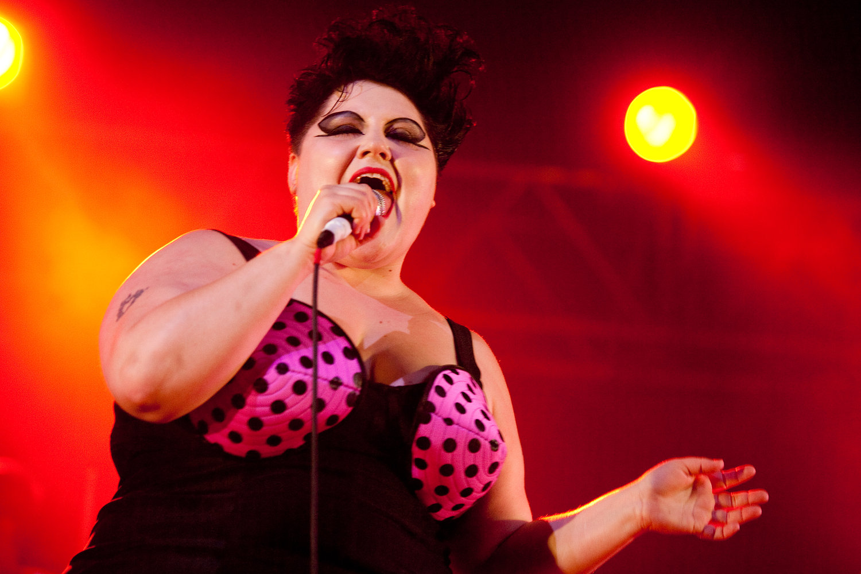 Gossip - Latitude Festival 2009