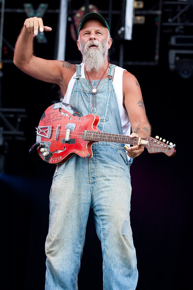 Seasick Steve - Hard Rock Calling 2009