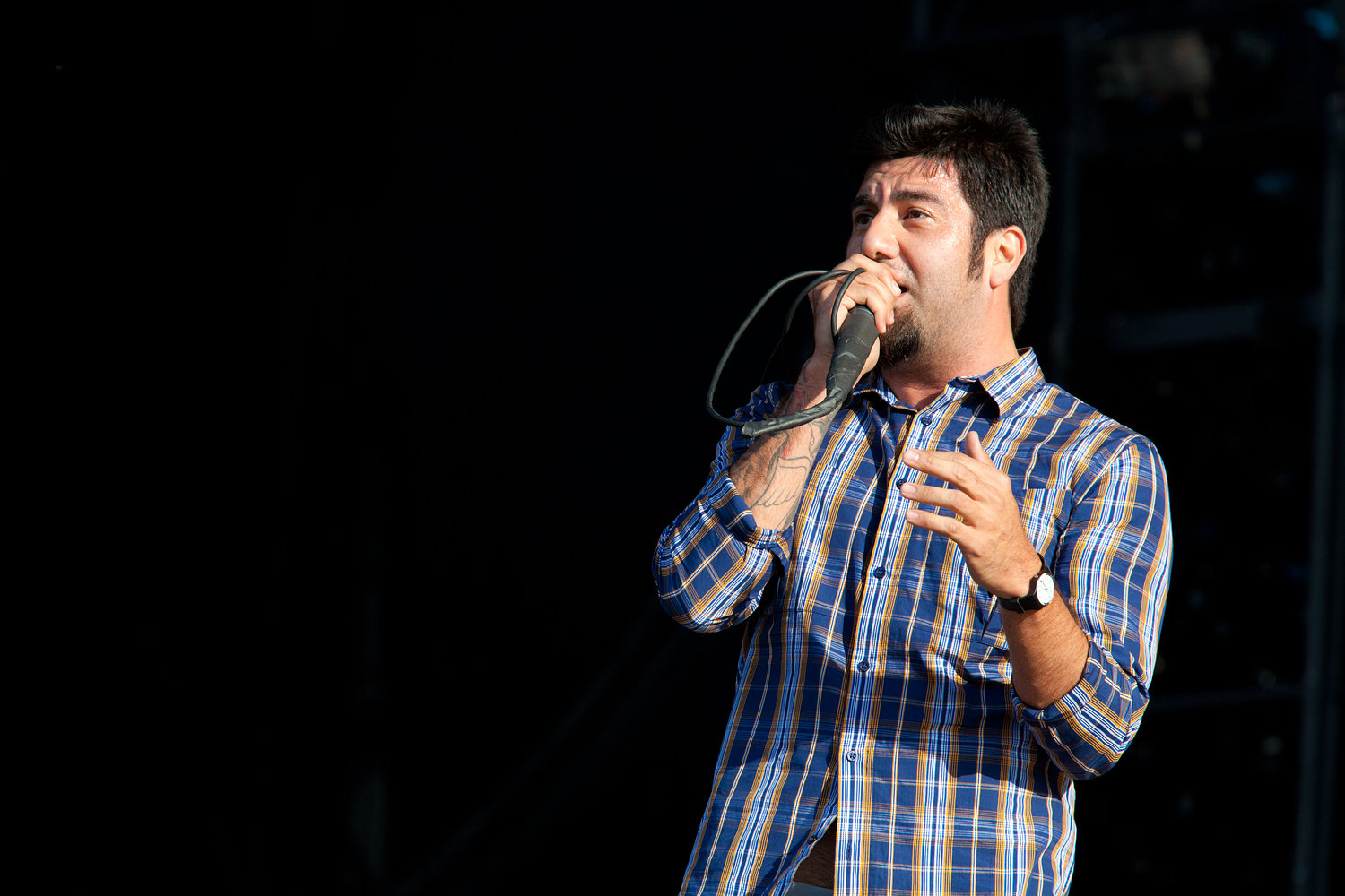 Deftones - Download Festival 2010