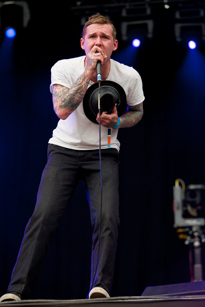 Gaslight Anthem - Hard Rock Calling 2009