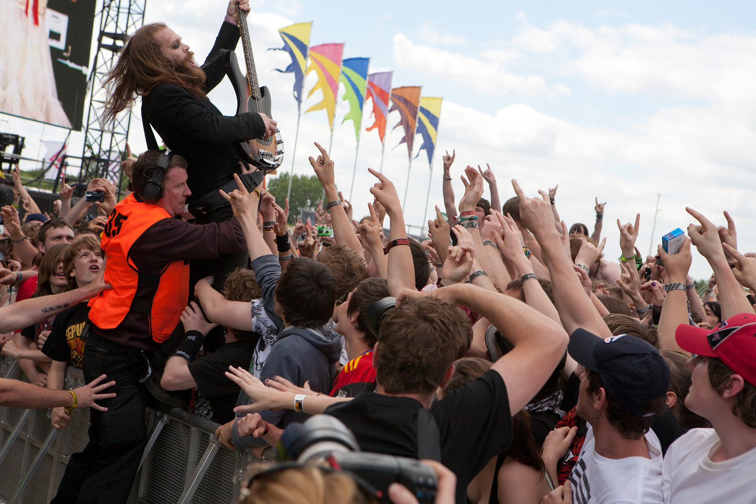 Flyleaf - Download Festival 2010