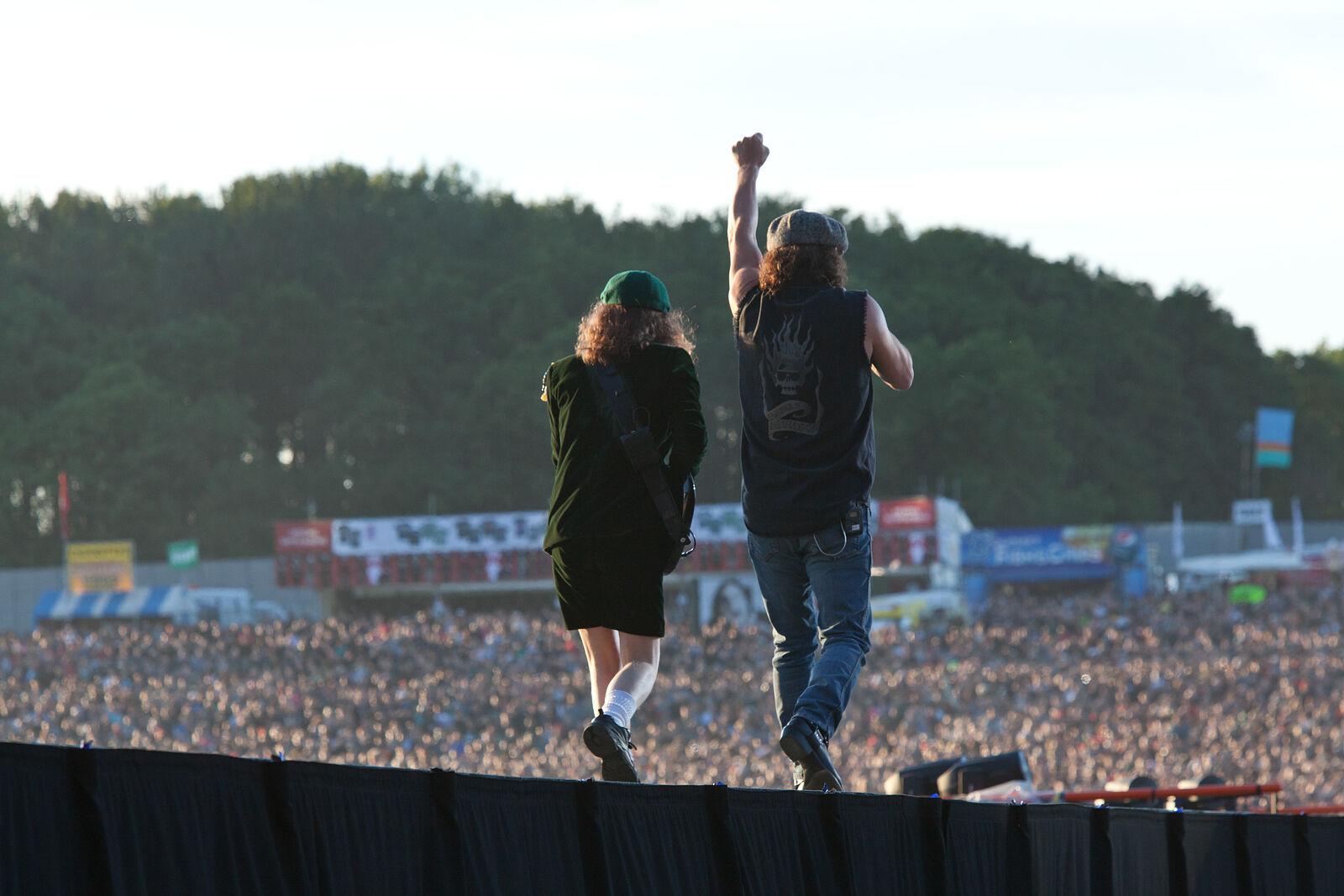 AC/DC - Download Festival 2010