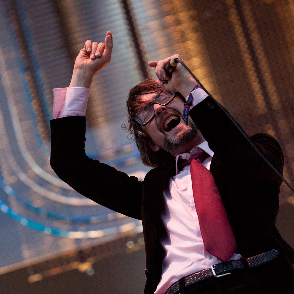 Pulp - Wireless Festival 2011