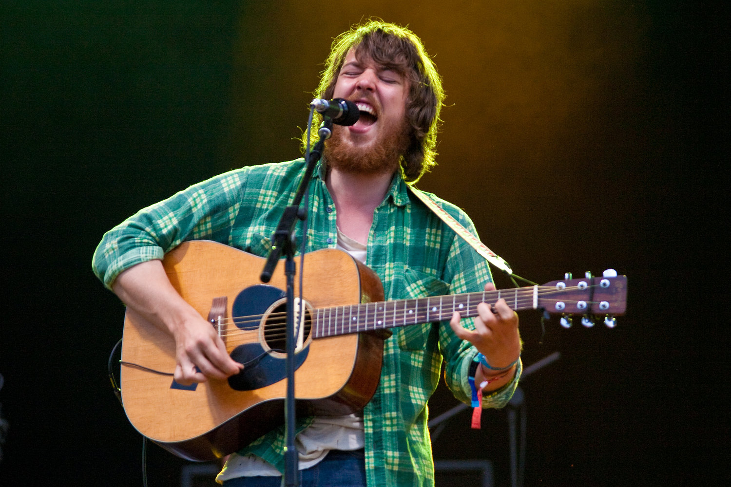 Fleet Foxes - Hard Rock Calling 2009
