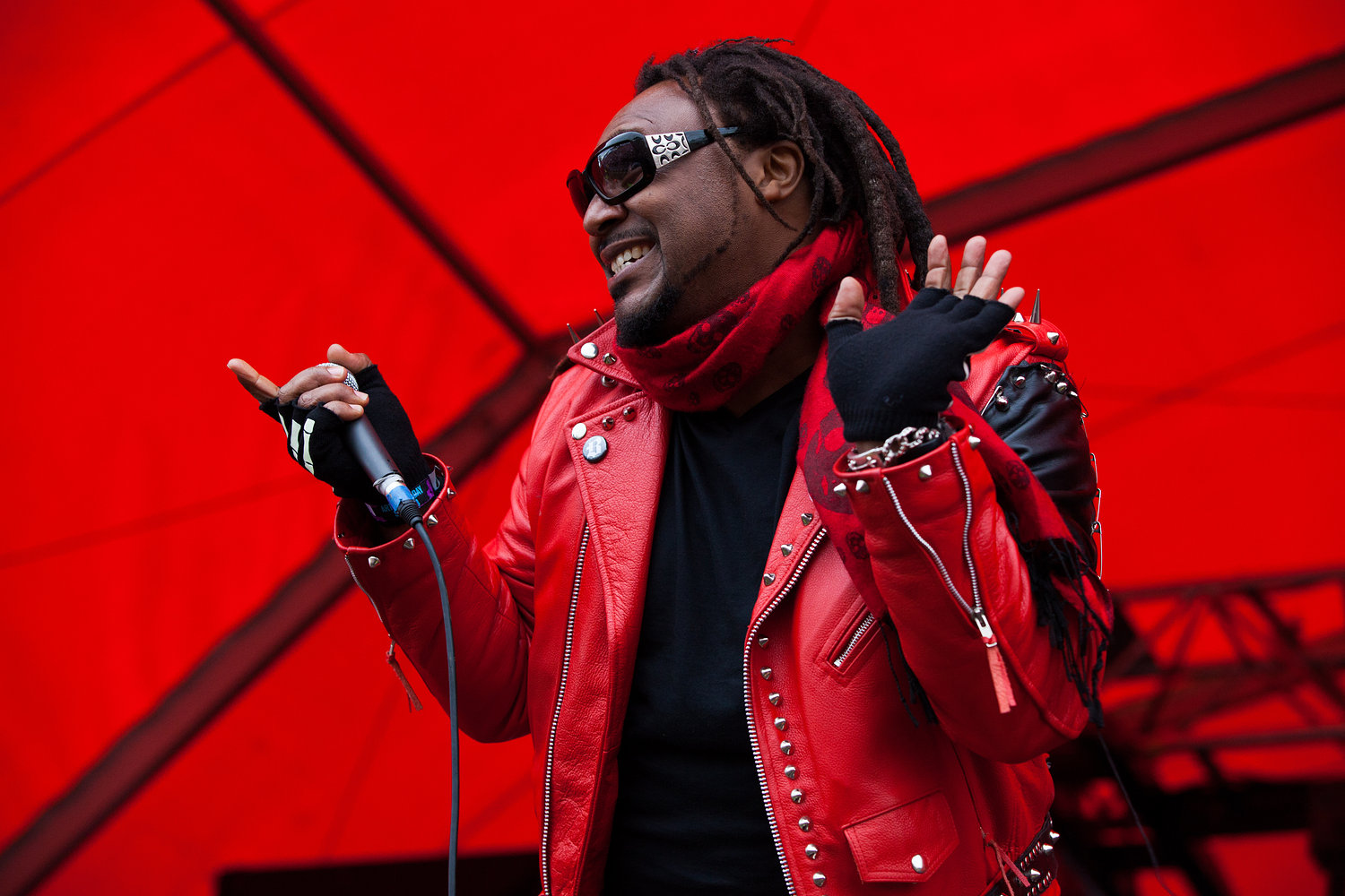 Skindred - Download Festival 2012