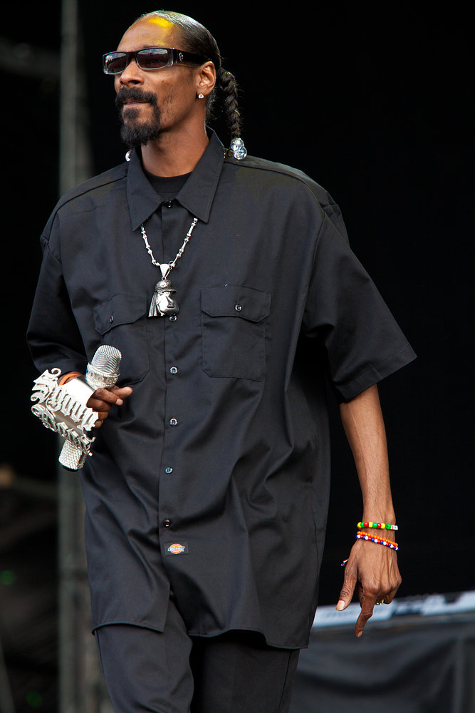 Snoop Dog - Wireless Festival 2010