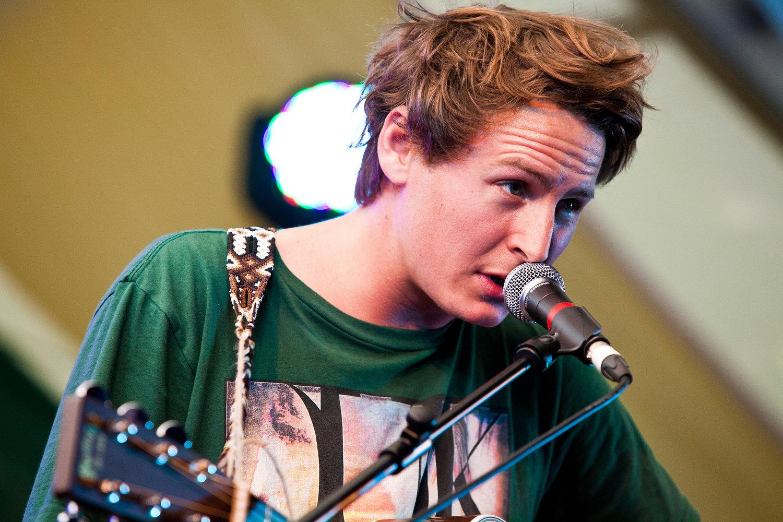 Ben Howard - Latitude Festival 2011