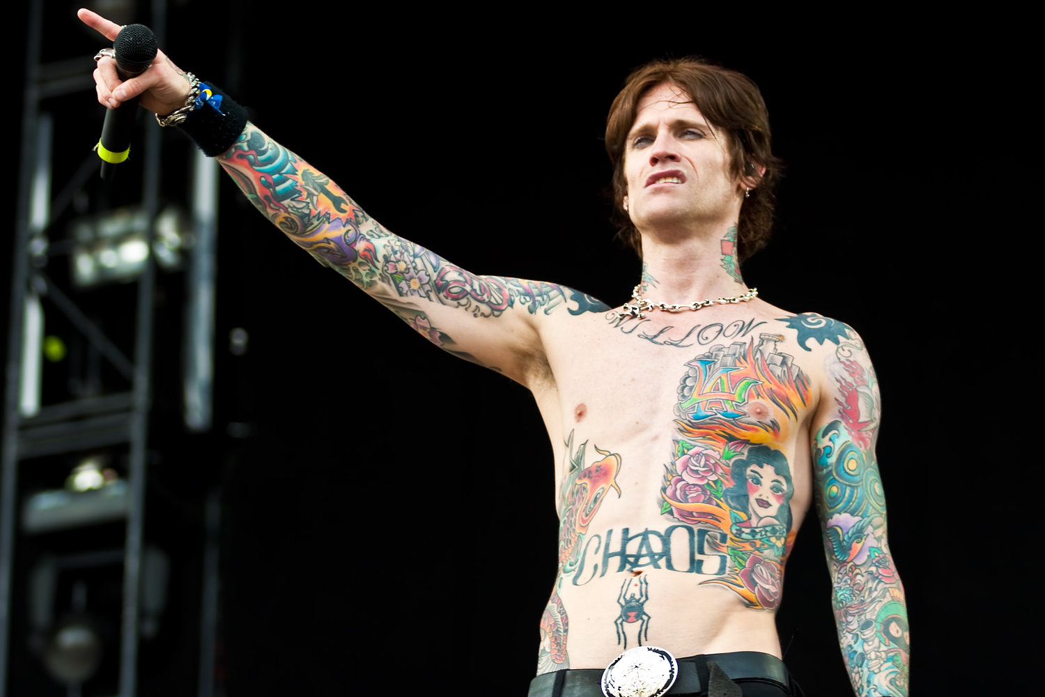 Buckcherry - Download Festival 2007