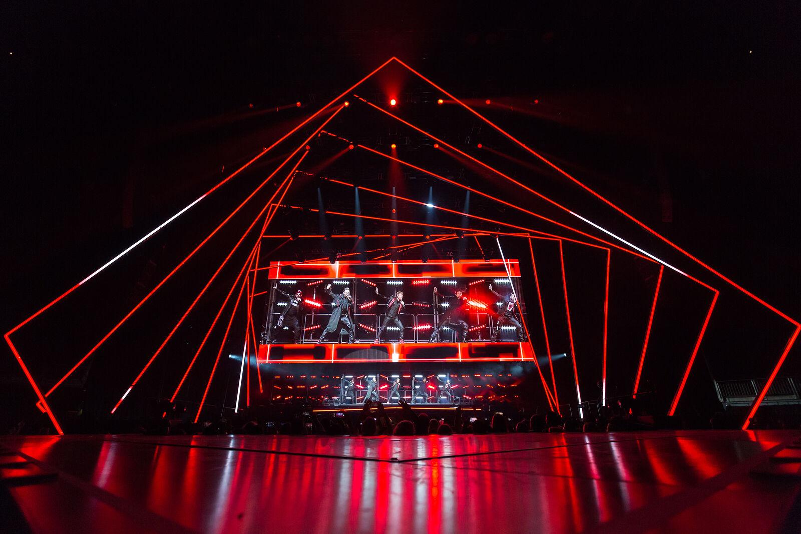 Backstreet Boys - O2 Arena - 18th June 2019