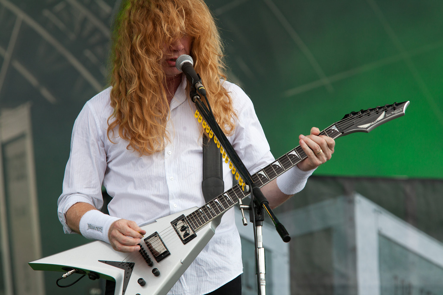 Megadeth - Download Festival 2010