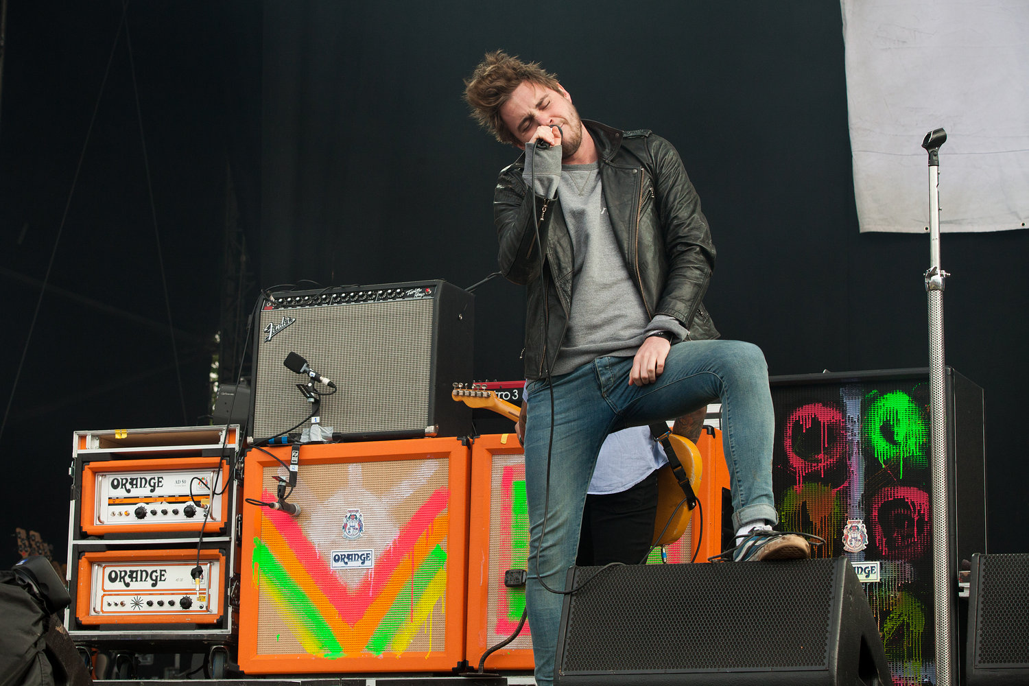 Kids In Glass Houses - Download Festival 2012
