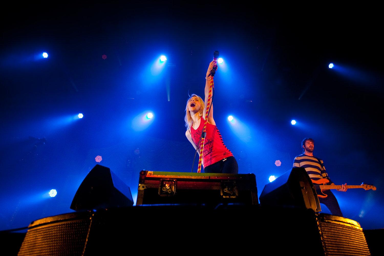 Paramore - Wembley Arena 2009