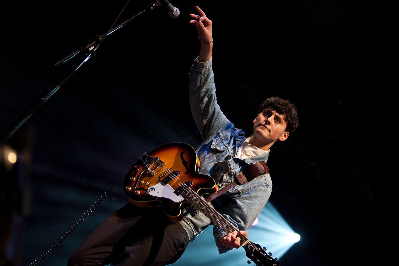 The Heartbreaks - Hard Rock Calling 2011