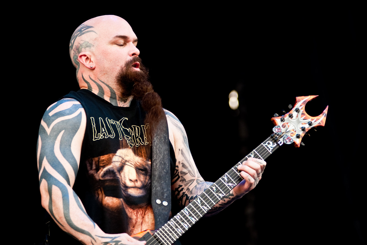 Slayer - Download Festival 2007