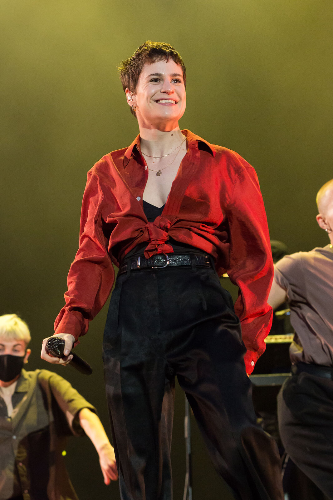 Christine and the Queens - All Points East 2019