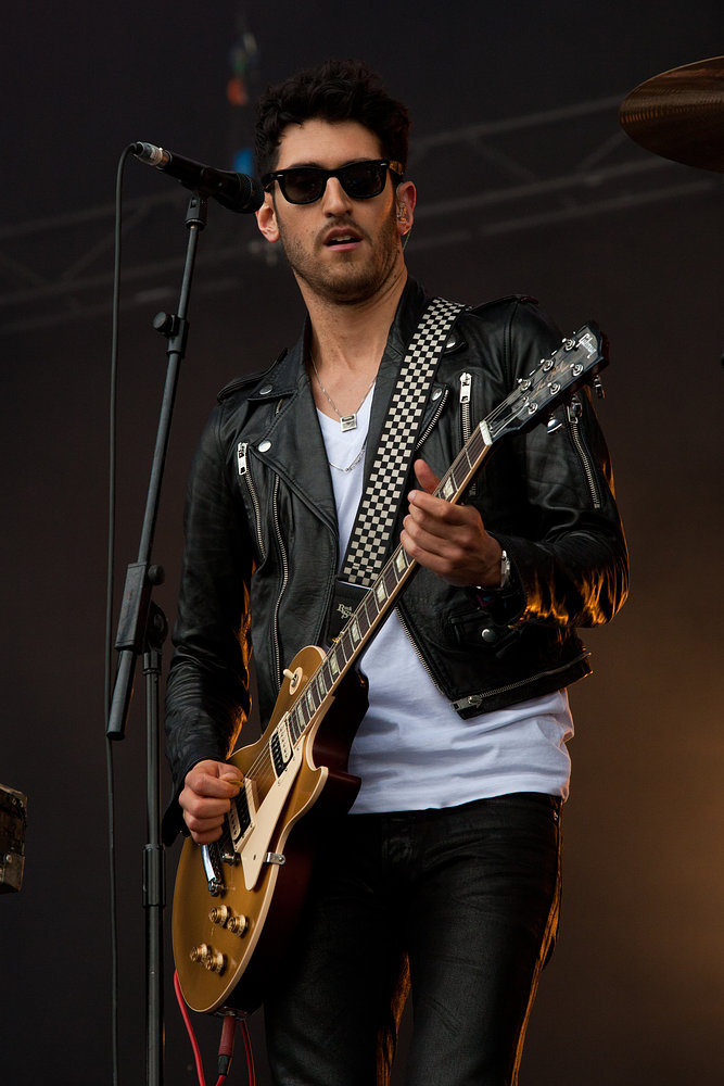 Chromeo - Wireless Festival 2011