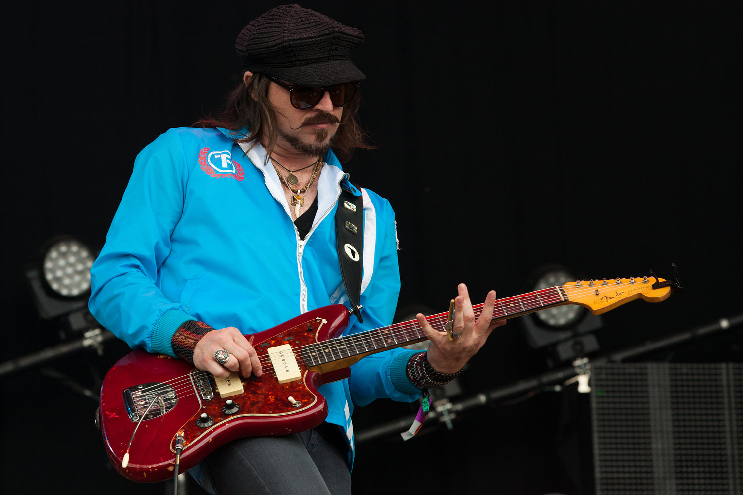 Rival Sons - Download Festival 2012