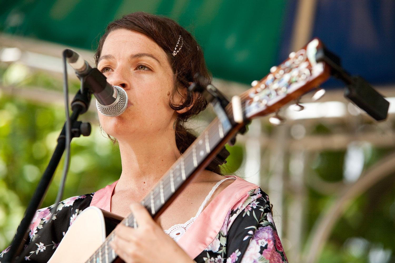 Jessica Hoops - Wireless Festival 2009