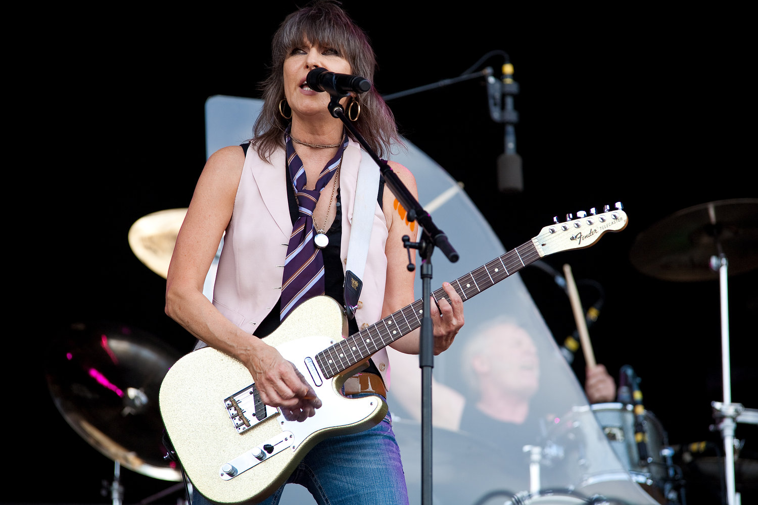 The Pretenders -  Hard Rock Calling 2009
