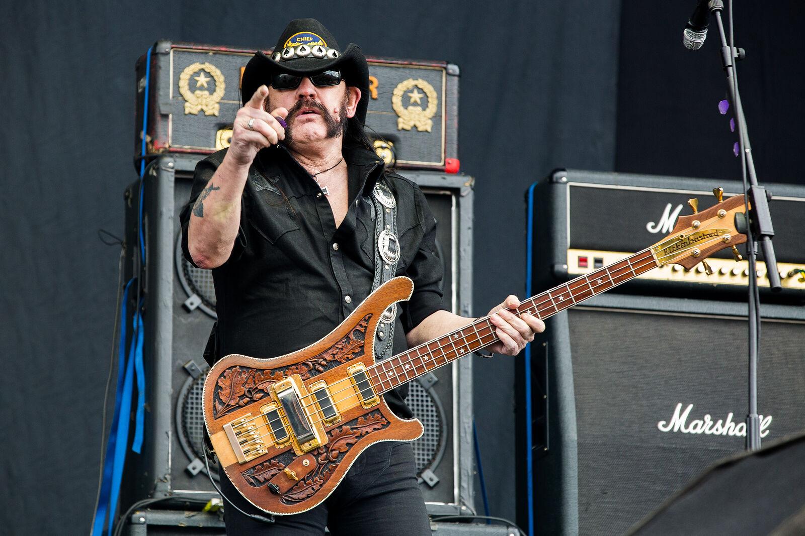 Motörhead - Download Festival 2013
