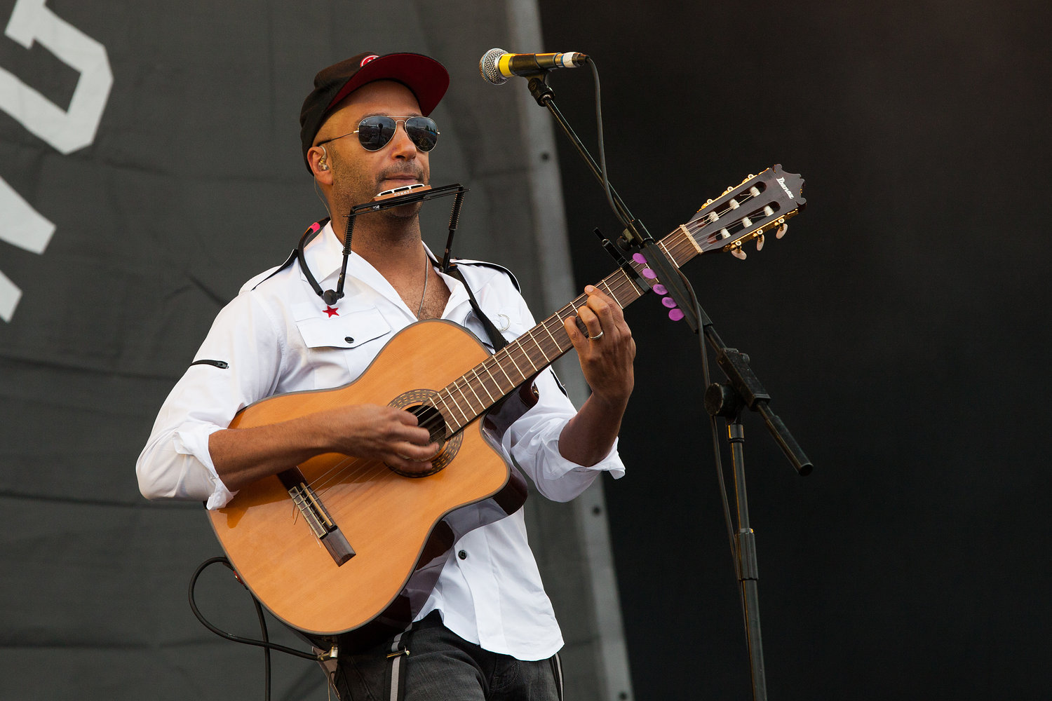 Tom Morello - Hard Rock Calling 2012