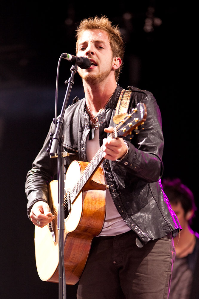 James Morrison - Hard Rock Calling 2009