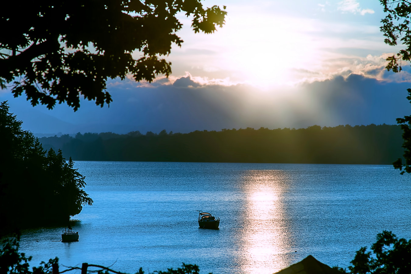 Lake Champlain - Charlotte, Vermont