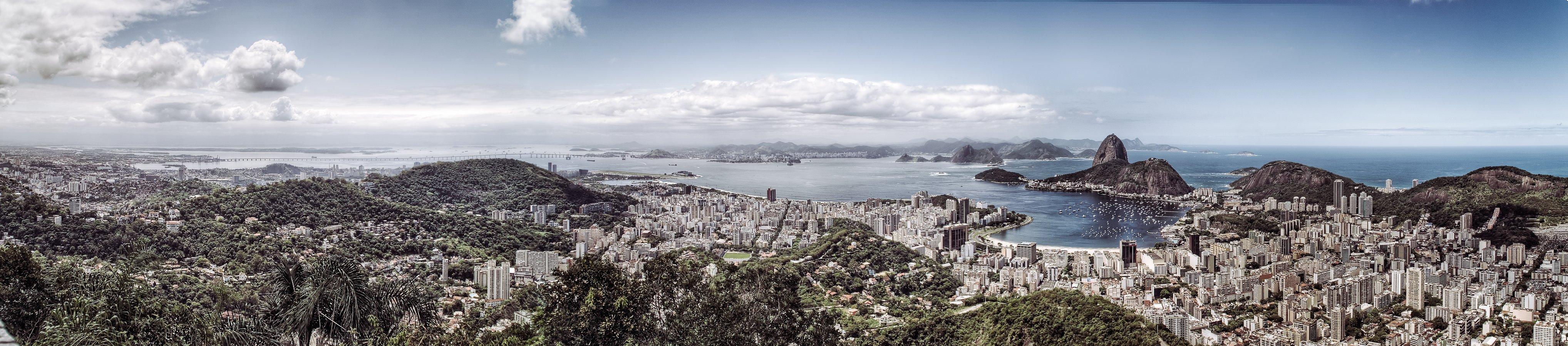 Rio De Janeiro - The Christo Redenter viewing platform