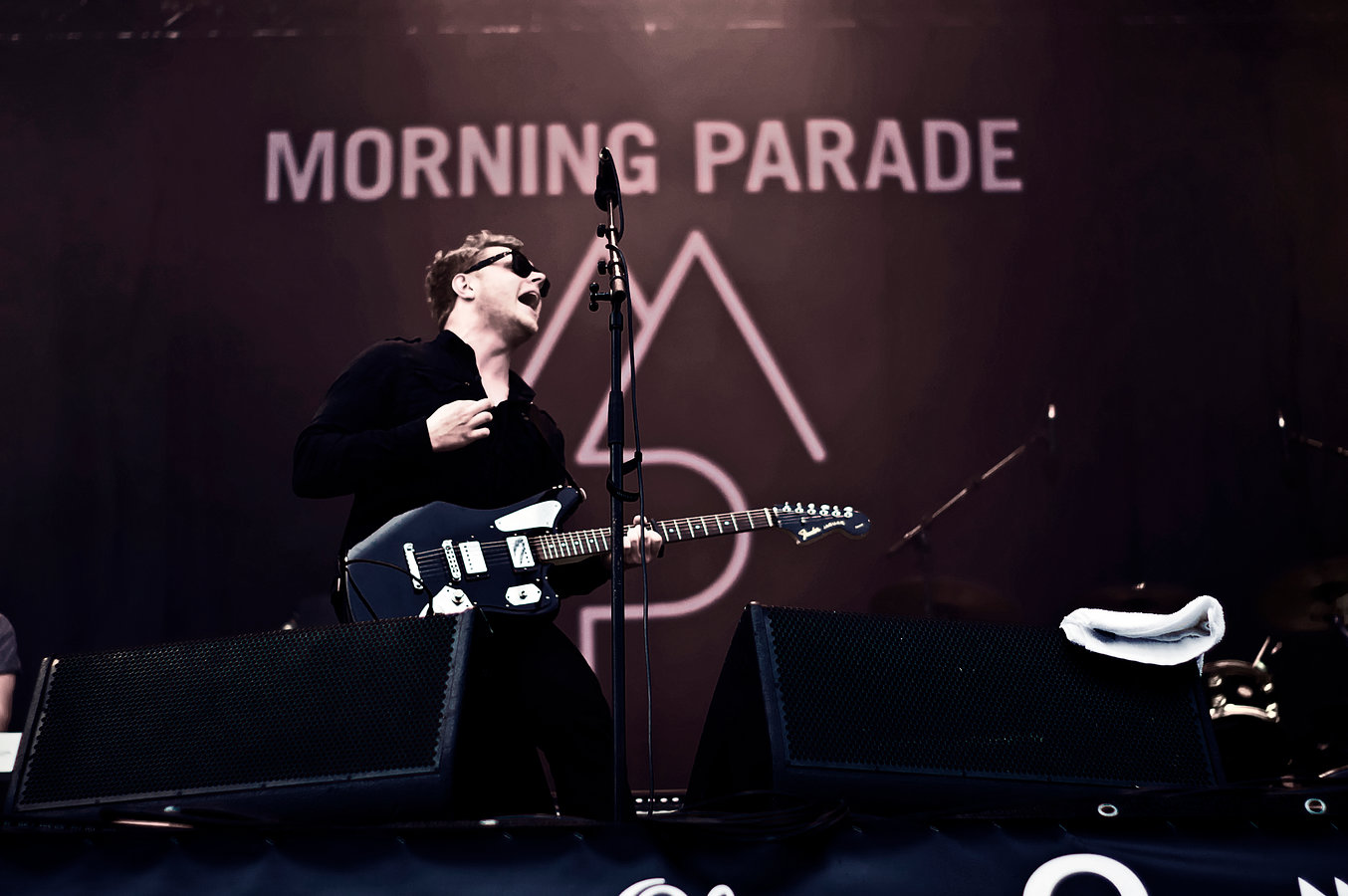 Steve Sparrow - MORNING PARADE, Rock am Ring, Germany