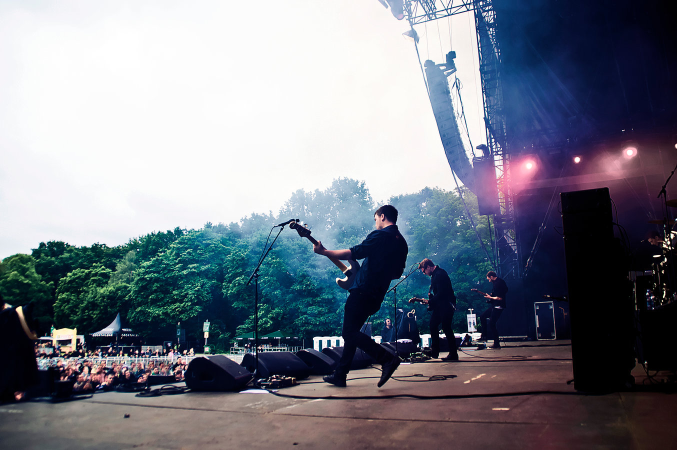 Morning Parade | Rock Im Park 2012