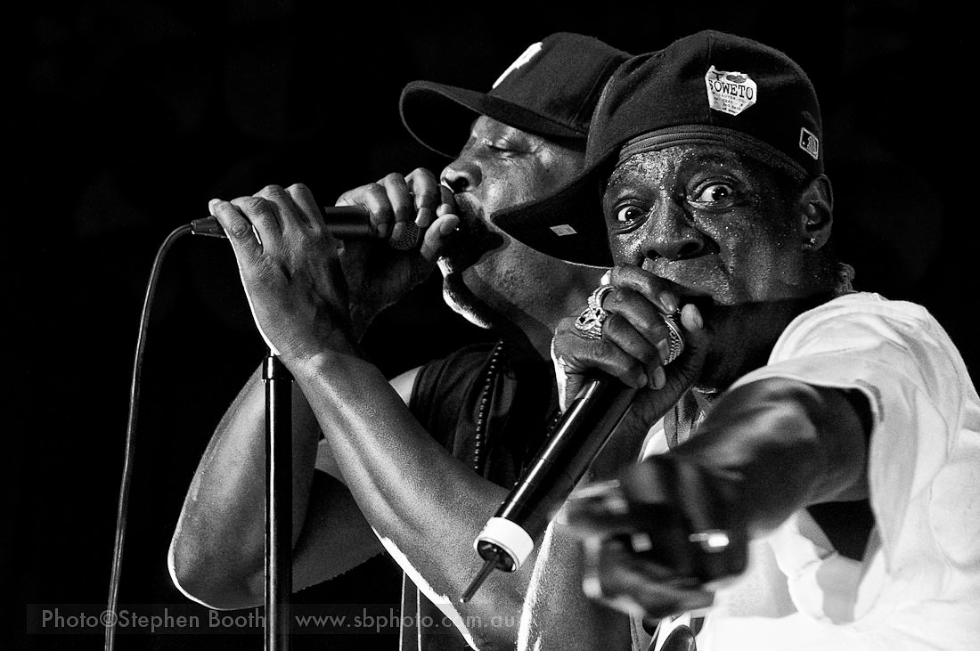 Public Enemy - January 2011