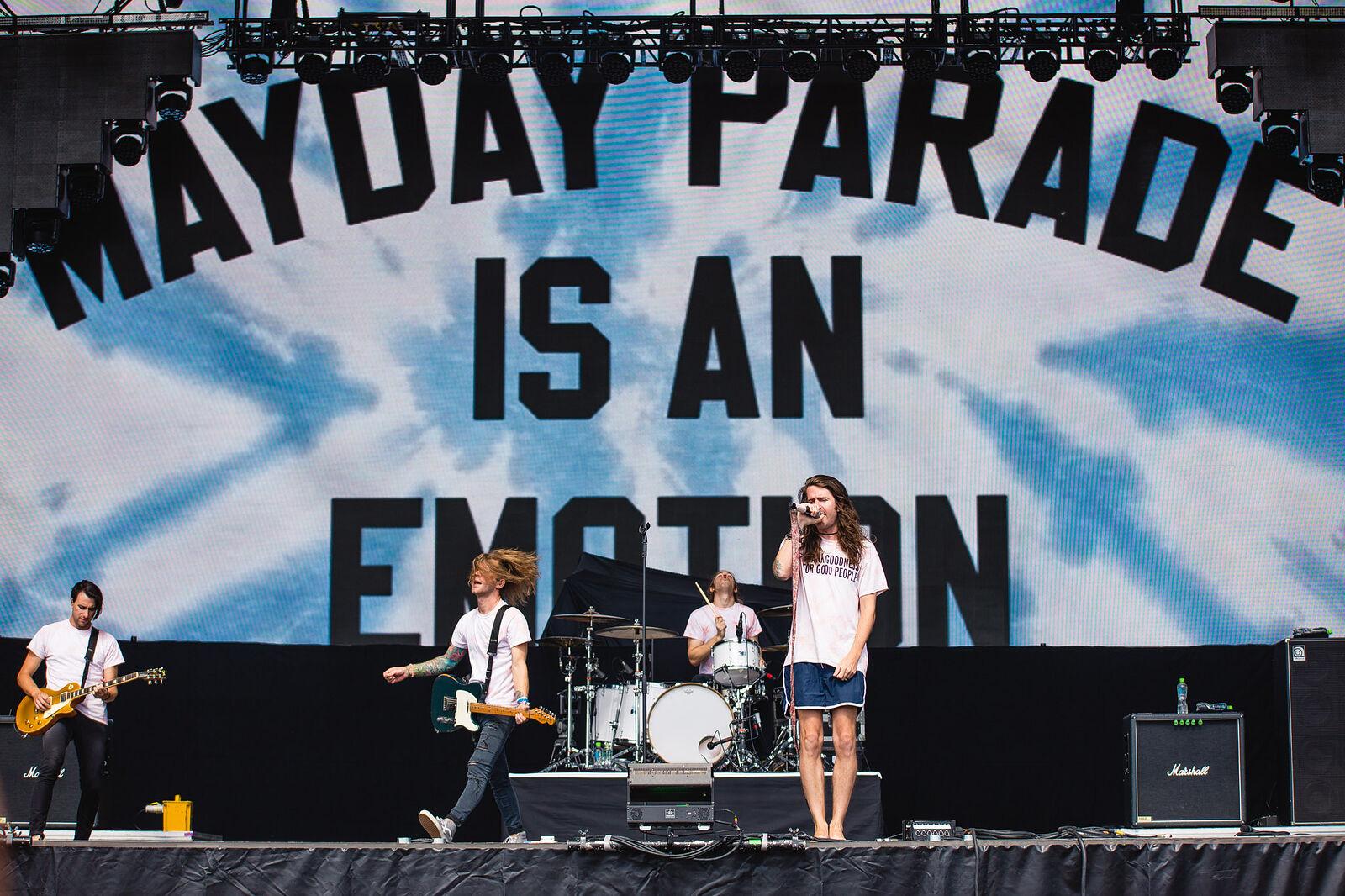 The Mayday Parade