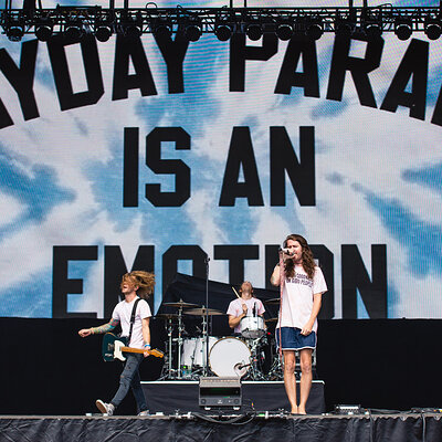 The Mayday Parade