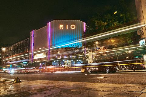 Feminists Don't Wear Pink @ Rio Cinema