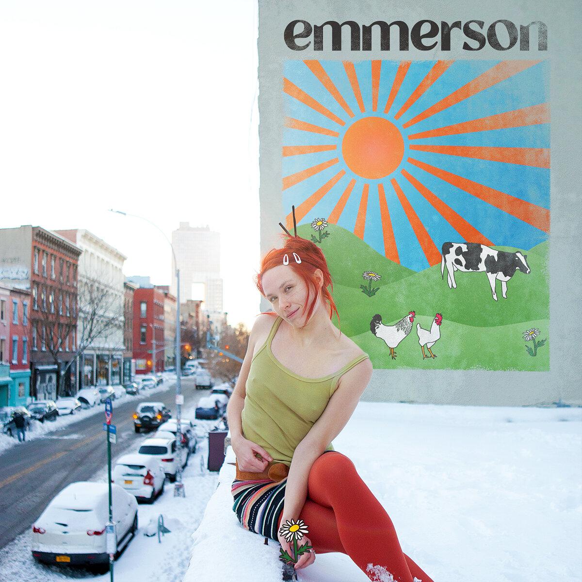 Emmerson & Her Clammy Hands.