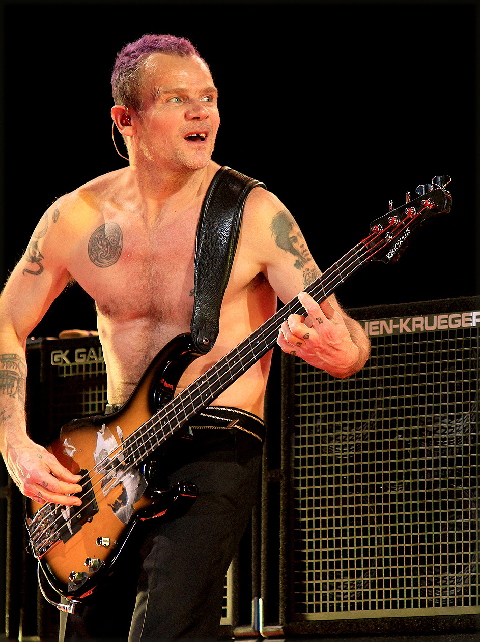 Red Hot Chili Peppers Flea