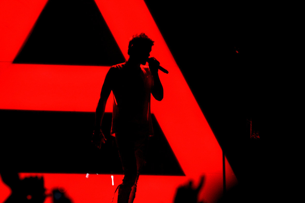 Jared Leto Manchester Central 2010