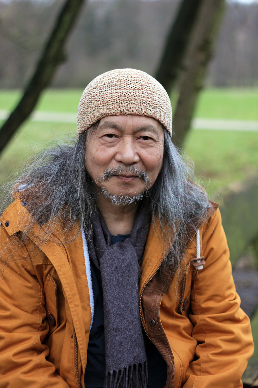 Walking With Damo Suzuki January 2016