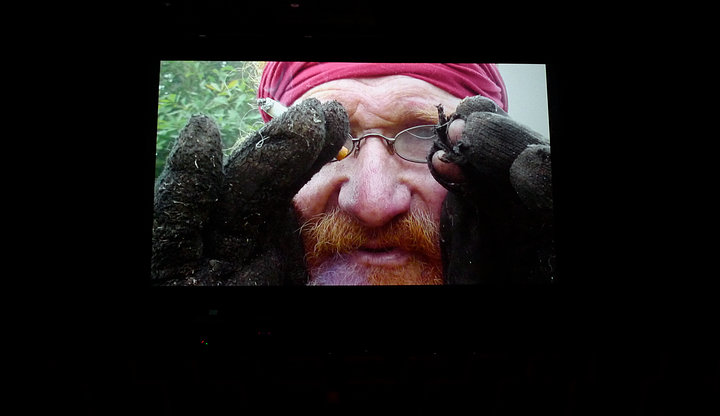 Jake Mangle-Wurzel Test Screening at NFTS