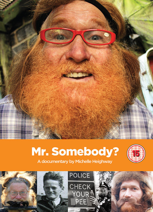 Mr. Somebody? DVD Cover Limited Edition