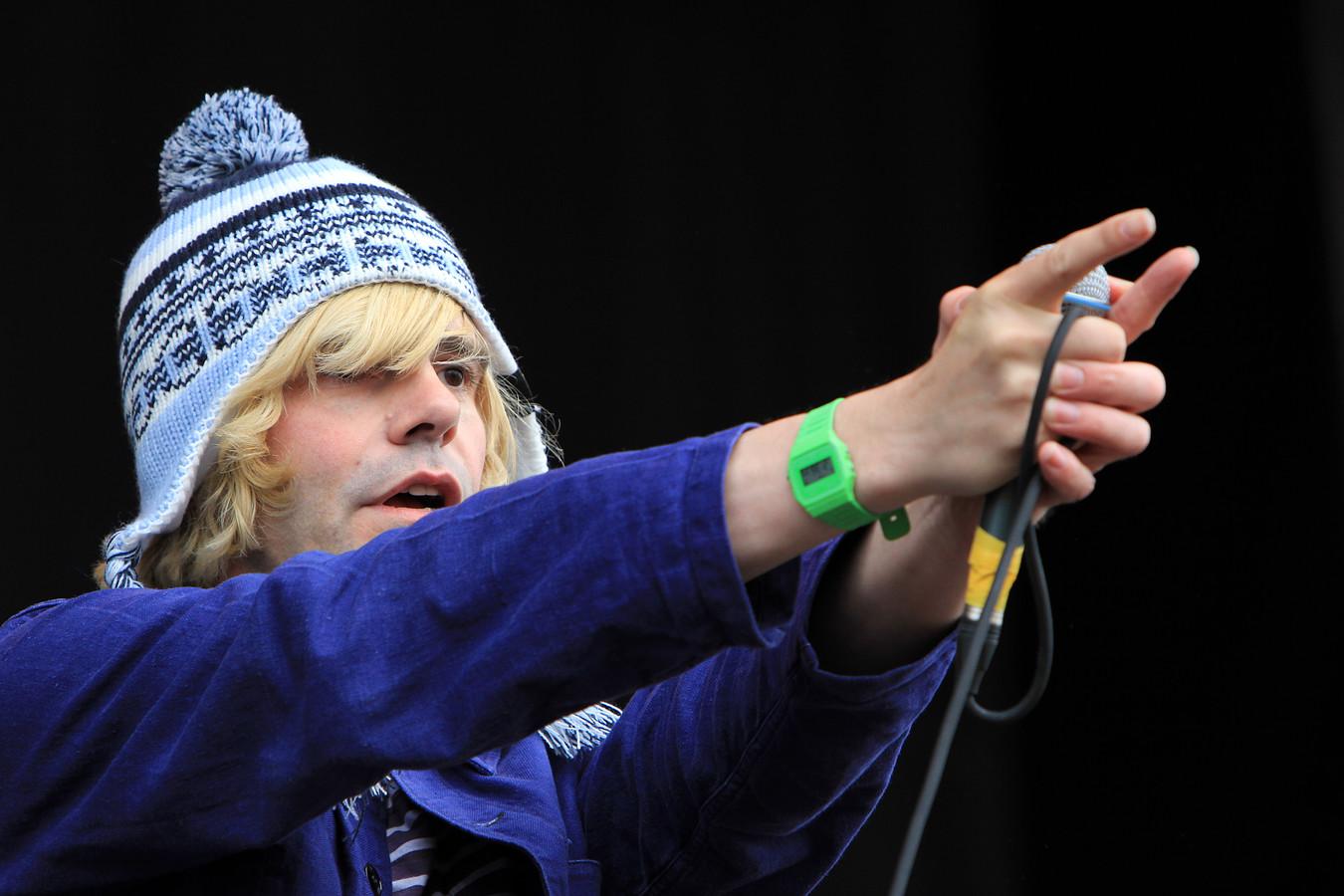 Tim Burgess @ V Festival 2012