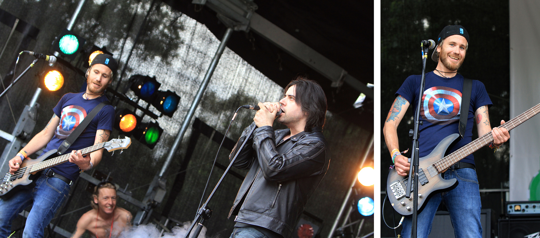 Down the Machine Live @ Bingley Live 2012