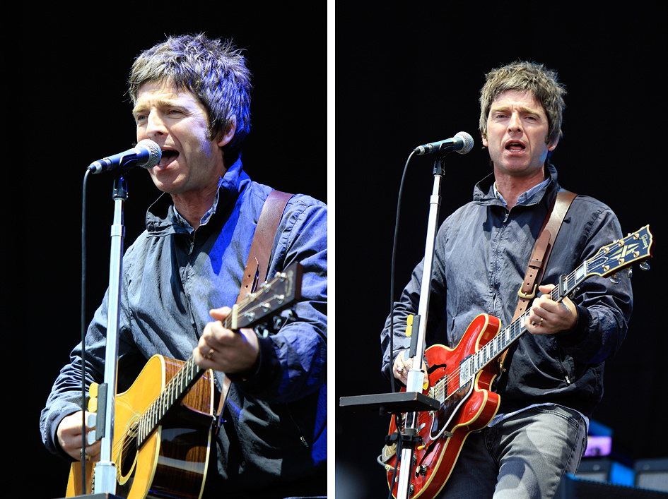Noel Gallagher, V Festival