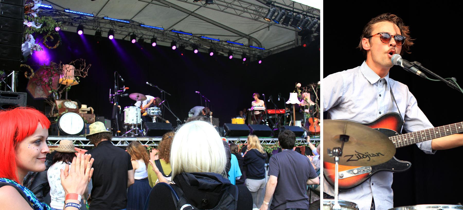 We Were Evergreen Bingley Live 2012