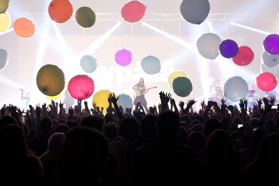 Thirty Seconds to Mars, Manchester Arena 2013