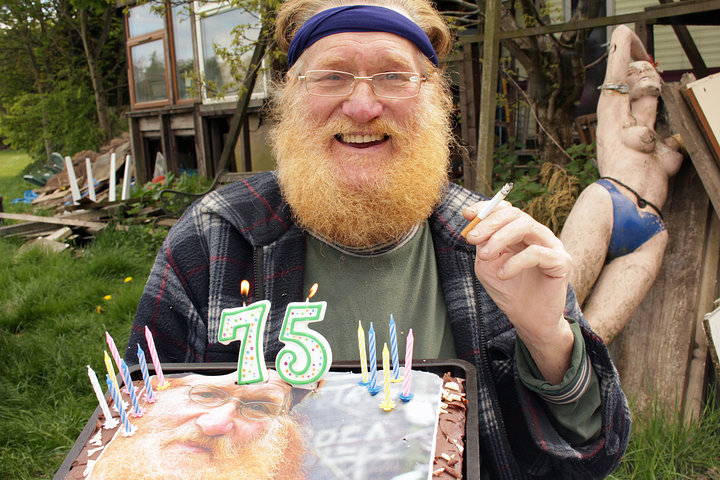 Jake Mangle-Wurzel 75th Birthday