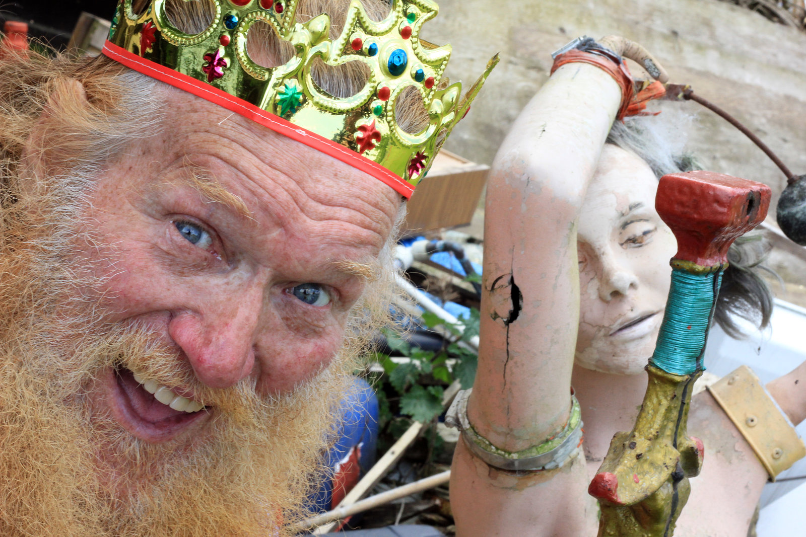 Jake Mangle-Wurzel - King of the Eccentrics 2014