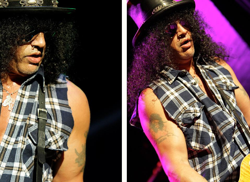 Slash @ Manchester Apollo 2012