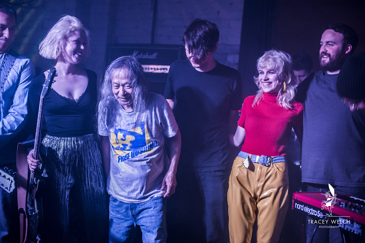 Damo Suzuki Tour - May 2017, Manchester