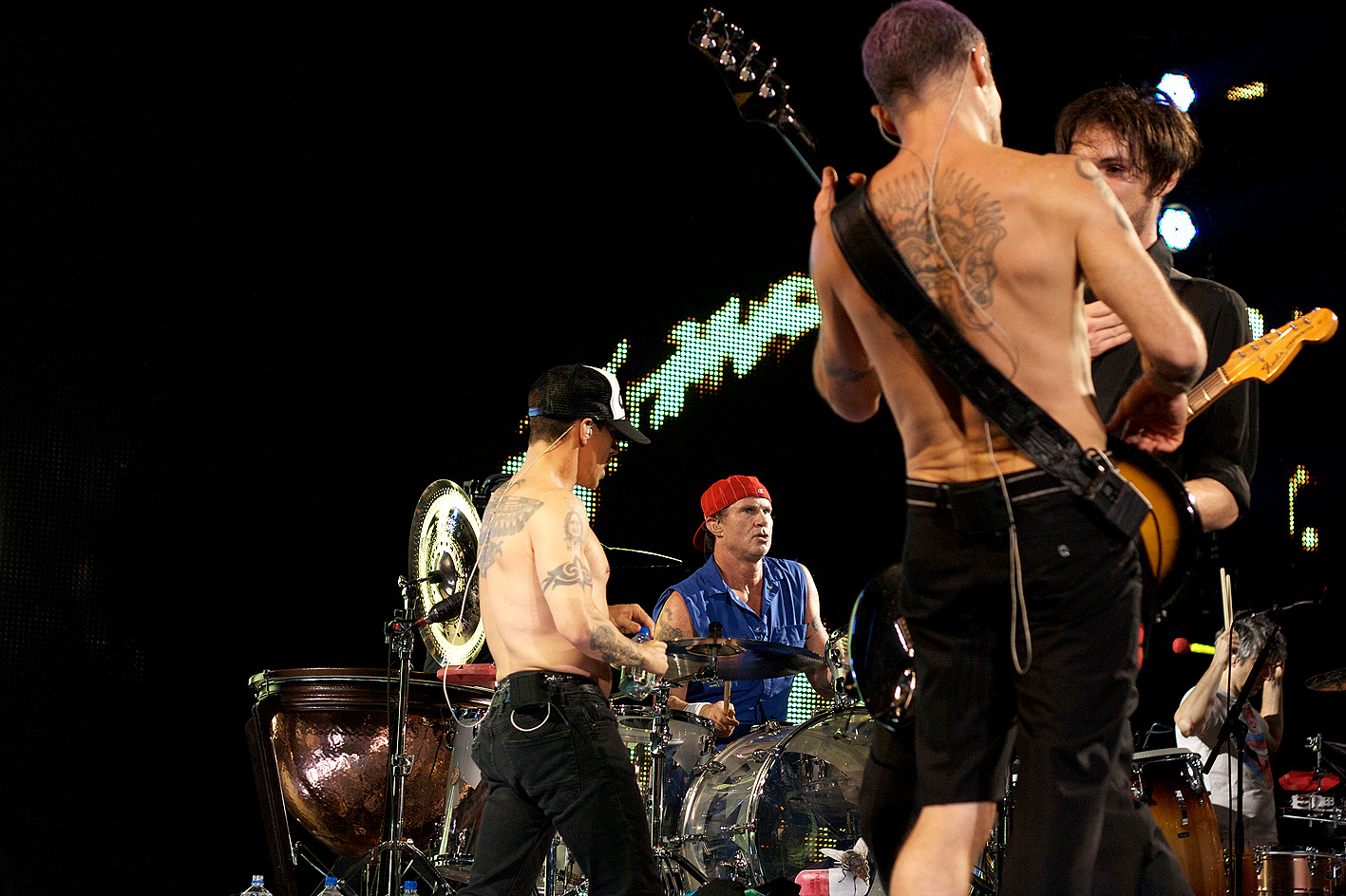 red hot chili peppers5